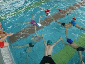 Nauka pływania Skimka Skawina
