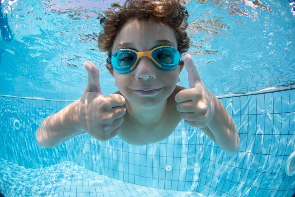 Nauka pływania Skawina